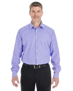 Devon & Jones DG532 - Mens Crown Collection™ Royal Dobby Shirt