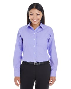 Devon & Jones DG532W - Ladies Crown Collection™ Royal Dobby Shirt