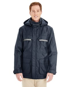 Harriton M779 - Adult Axle Insulated Cargo Jacket