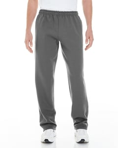 Gildan G183 - Adult 8 oz. Open Bottom Sweatpants with Pocket