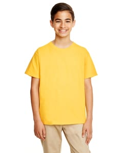 Gildan G645B - Youth 7.5 oz./lin. T-Shirt