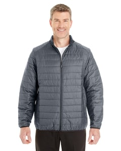 Ash City North End NE701 - Mens Portal Interactive Printed Packable Puffer