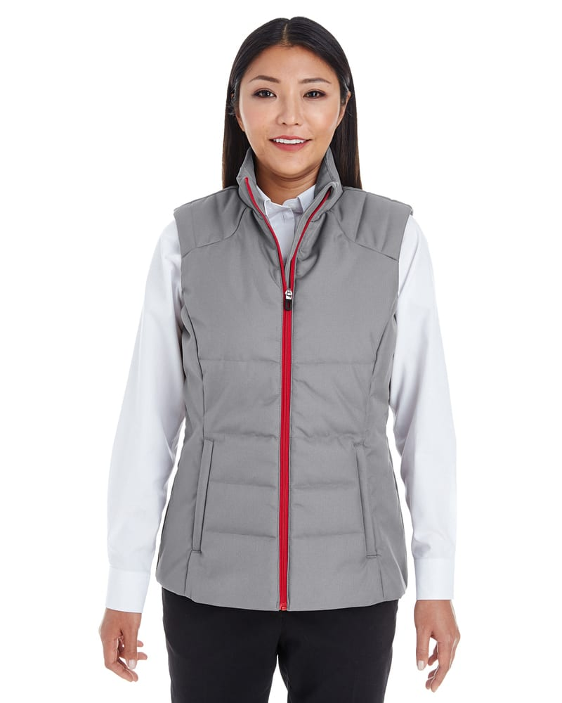Ash City North End NE702W - Ladies Engage Interactive Insulated Vest