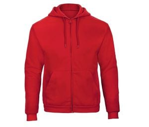 B&C ID205 - Sweat ID.205 grand zip capuche