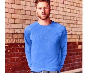 RUSSELL J280M - HD RAGLAN SWEAT MEN