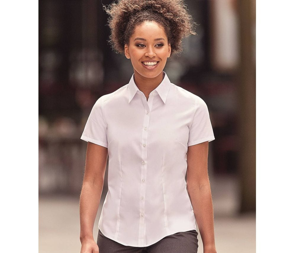 RUSSELL COLLECTION JZ61F - CHEMISETTE FEMME ULTIMATE STRETCH
