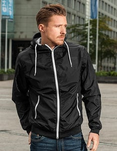 Build Your Brand BY016 - Herren Windbreaker