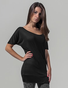 Build Your Brand BY040 - Ladies Viscose Tee