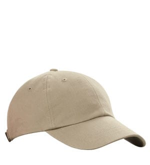 KC Caps KC8010 - HEAVY BRUSHED COTTON TWILL CAP