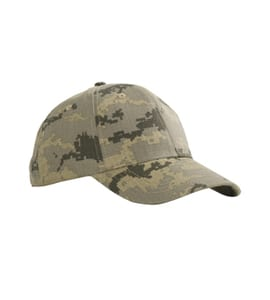 KC Caps KC7160 - CAMO COTTON TWILL CAP