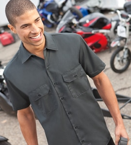 Dickies 1574 - MENS SHORT SLEEVE WORK SHIRT