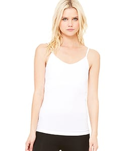 Bella+Canvas B960 - WOMENS COTTON SPANDEX SHELF BRA TANK