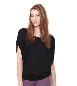 Bella+Canvas B8806 - WOMEN'S FLOWY CIRCLE TOP