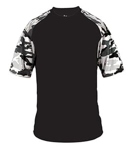 Badger BD2141 - CAMO SPORT YOUTH TEE