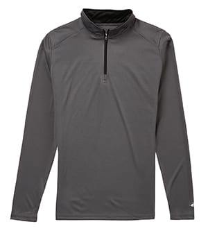 Badger BD4103 - B-CORE LADIES QUARTER ZIP PULLOVER