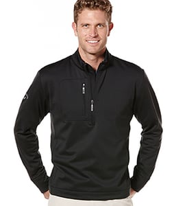 Callaway CGM407 - ADULT TUNDRA QUARTER-ZIP STRETCH PULLOVER