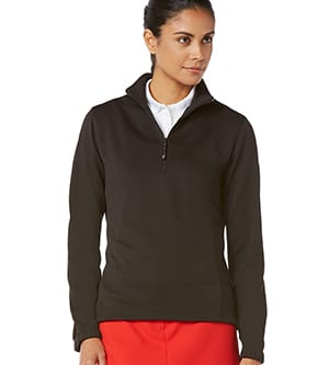 Callaway CGW302 - LADIES' MID-LAYER PULLOVER
