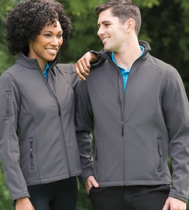 Dunbrooke DB5251 - LADIES SONOMA SOFT SHELL JACKET