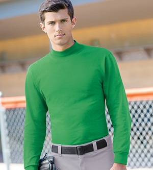 Eagle T3003 - USA ADULT MOCK TURTLENECK