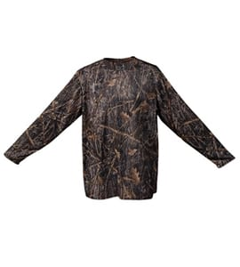 Eagle X3247 - USA XDRI PERFORMANCE ADULT CAMO LONG SLEEVE TEE