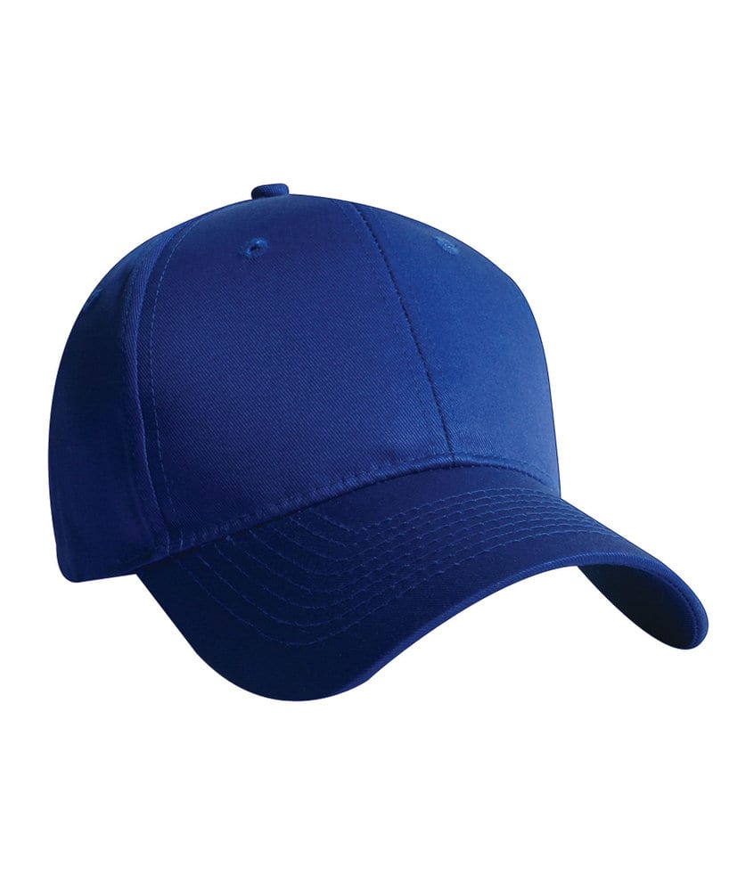 KC Caps KC6000 - Constructed Cotton Twill Cap