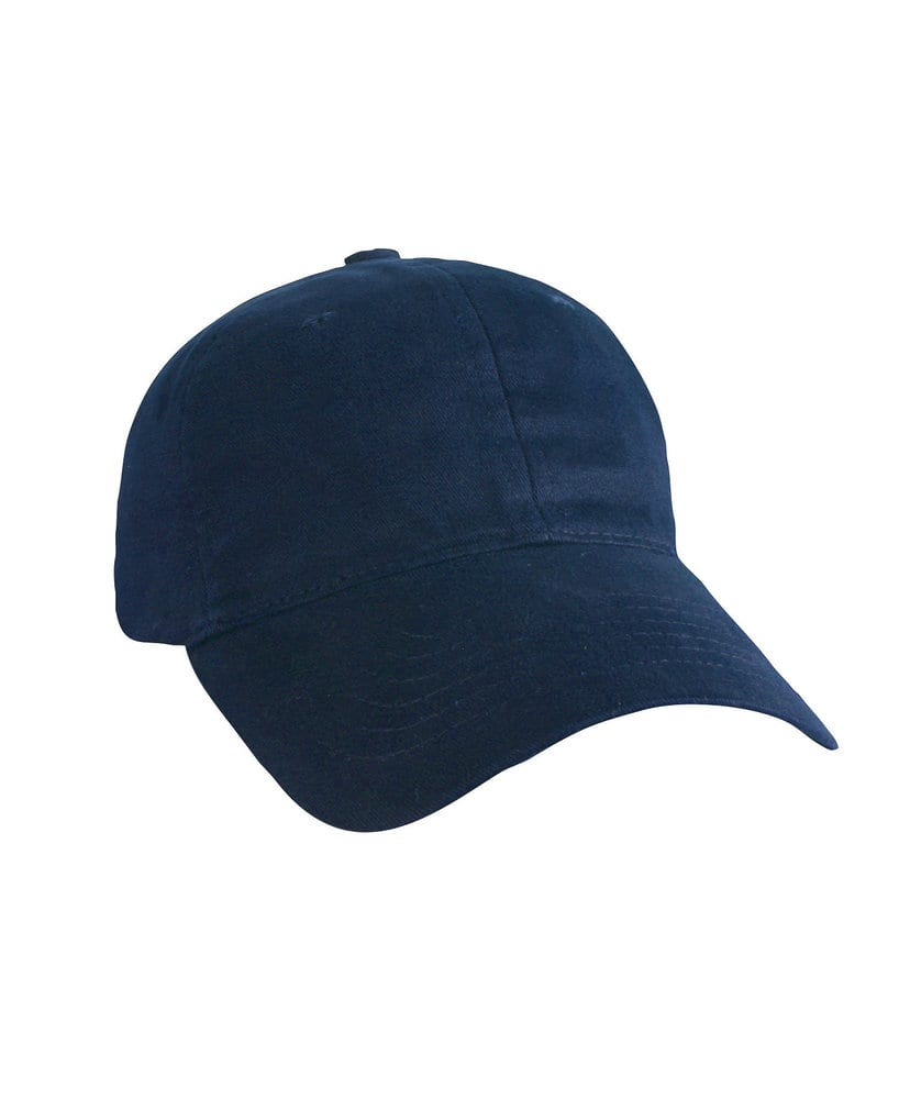 KC Caps KC8100 - Deluxe Cotton Washed Brushed Gap Cap