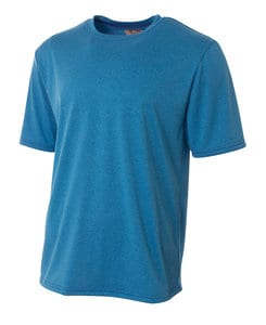 A4 A4N3381 - Adult Topflight Heather Tee