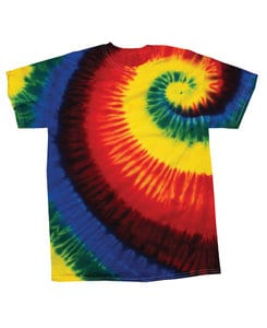 Colortone T309R - Adult Rainbow Burst Tee