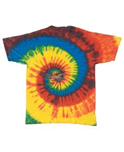 Colortone T958P - Youth Rasta Blue Tee