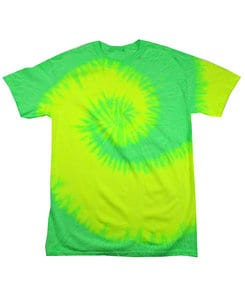 Colortone T979P - Youth Flo Yellow/Lime Tee