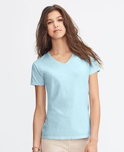 Comfort Colors CC3199 - Ladies Midweight Ring Spun V-Neck Tee