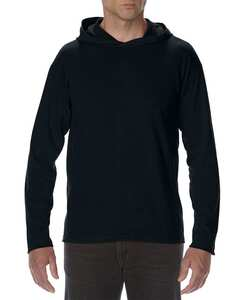 Comfort Colors CC4900 - Adult Heavyweight Ring Spun Long Sleeve Hooded Tee