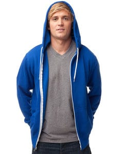 Independent Trading Co. AFX90U - Adult Zip Hooded Fleece
