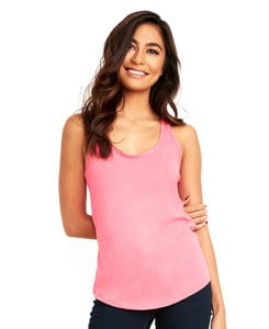 Next Level NL6338 - Womens Gathered Racerback Tank