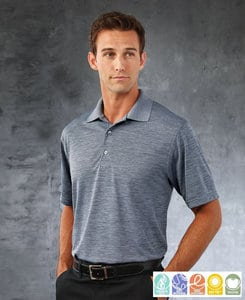 Paragon SM0130 - Adult Performance Striated Polo
