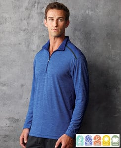 Paragon SM0160 - Adult Performance 1/4 Zip Pullover