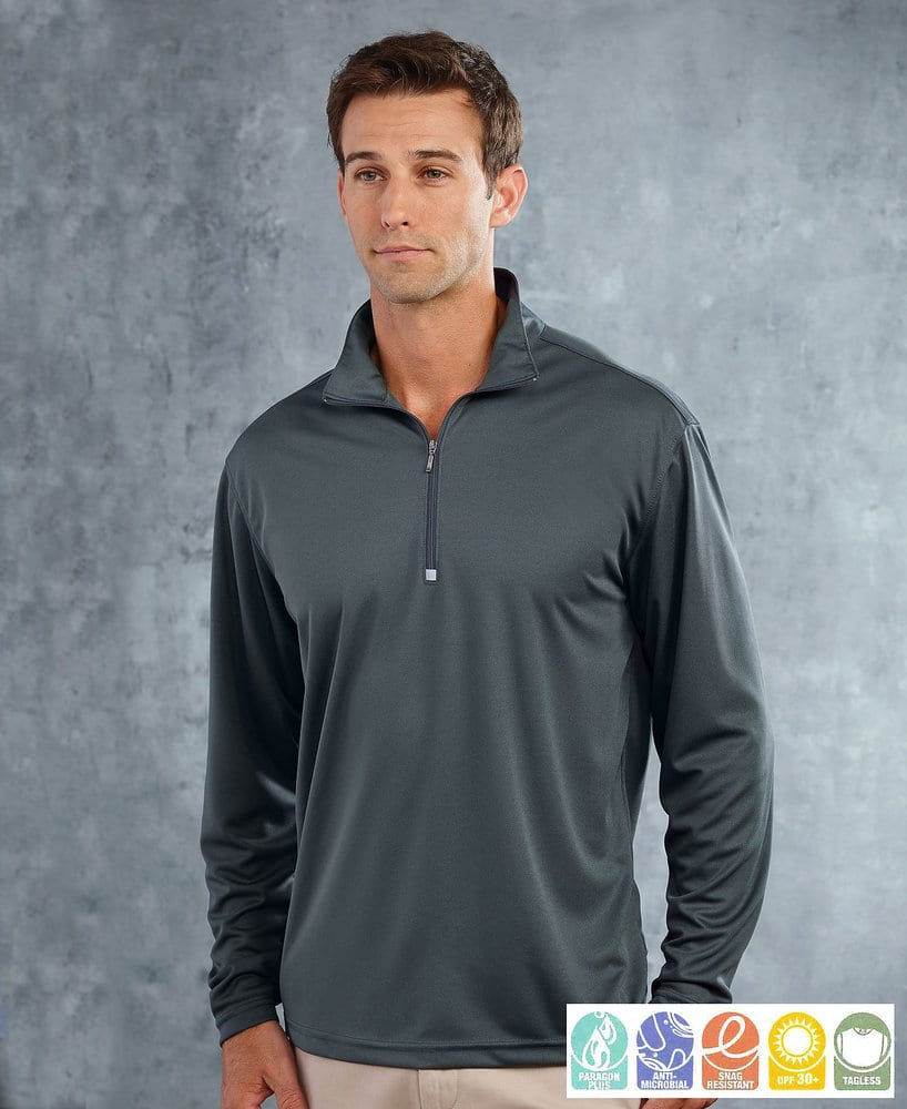 Paragon SM0350 - Adult 1/4 Zip Pullover