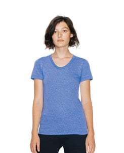 American Apparel AATR301W - Womens Tri-Blend Crew Neck Tee