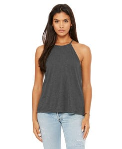 BELLA+CANVAS B8809 - Womens Flowy High Neck Tank