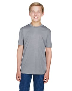 Team 365 TT11HY - Youth Sonic Heather Performance T-Shirt