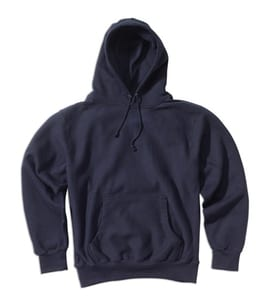 MV Sport 7700 - ADULT CROSS-WEAVE PULLOVER HOOD