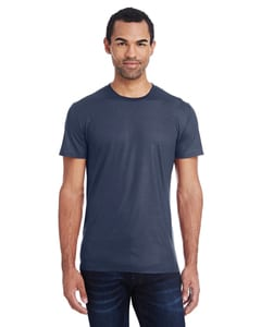 Threadfast 140A - Mens Liquid Jersey Short-Sleeve T-Shirt