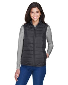 Core 365 CE702W - Ladies Prevail Packable Puffer Vest