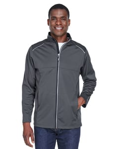 Core 365 CE708 - Mens Techno Lite Three-Layer Knit Tech-Shell