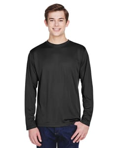 Team 365 TT11L - Mens Zone Performance Long-Sleeve T-Shirt