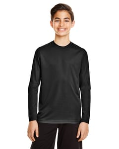 Team 365 TT11YL - Youth Zone Performance Long-Sleeve T-Shirt