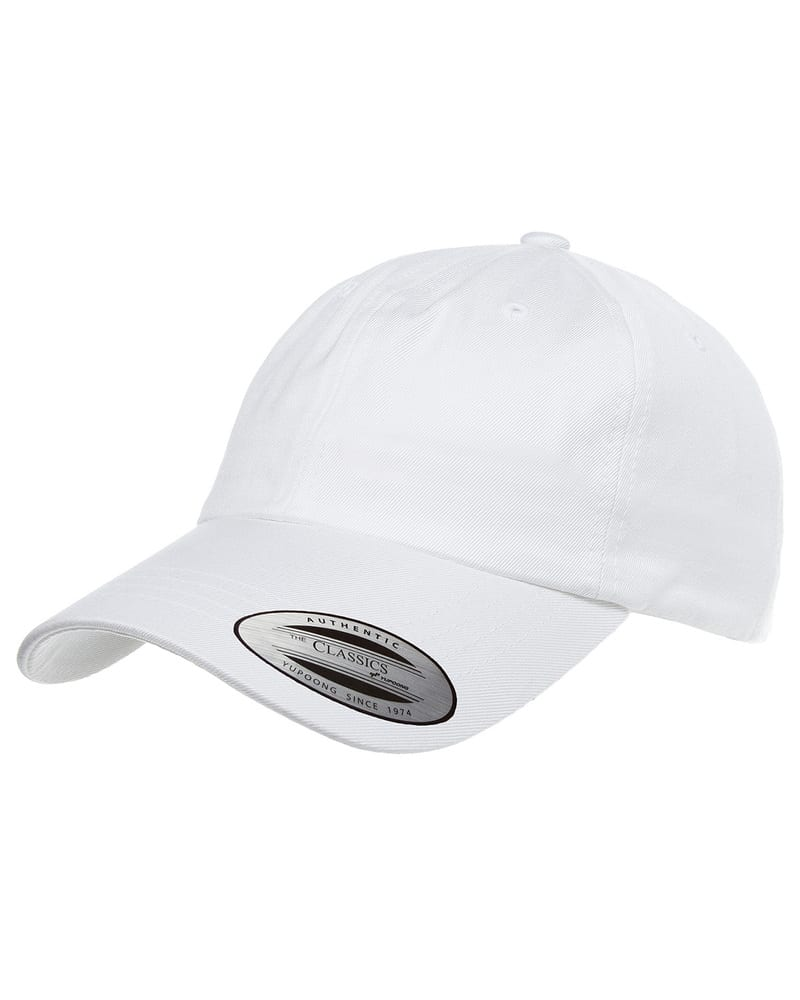 e189073c229 Yupoong 6245CM - Adult Low-Profile Cotton Twill Dad Cap