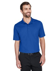 Devon & Jones DG20 - Mens CrownLux Performance™ Plaited Polo
