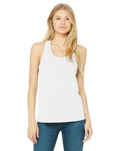 Bella+Canvas B6008 - Ladies Jersey Racerback Tank
