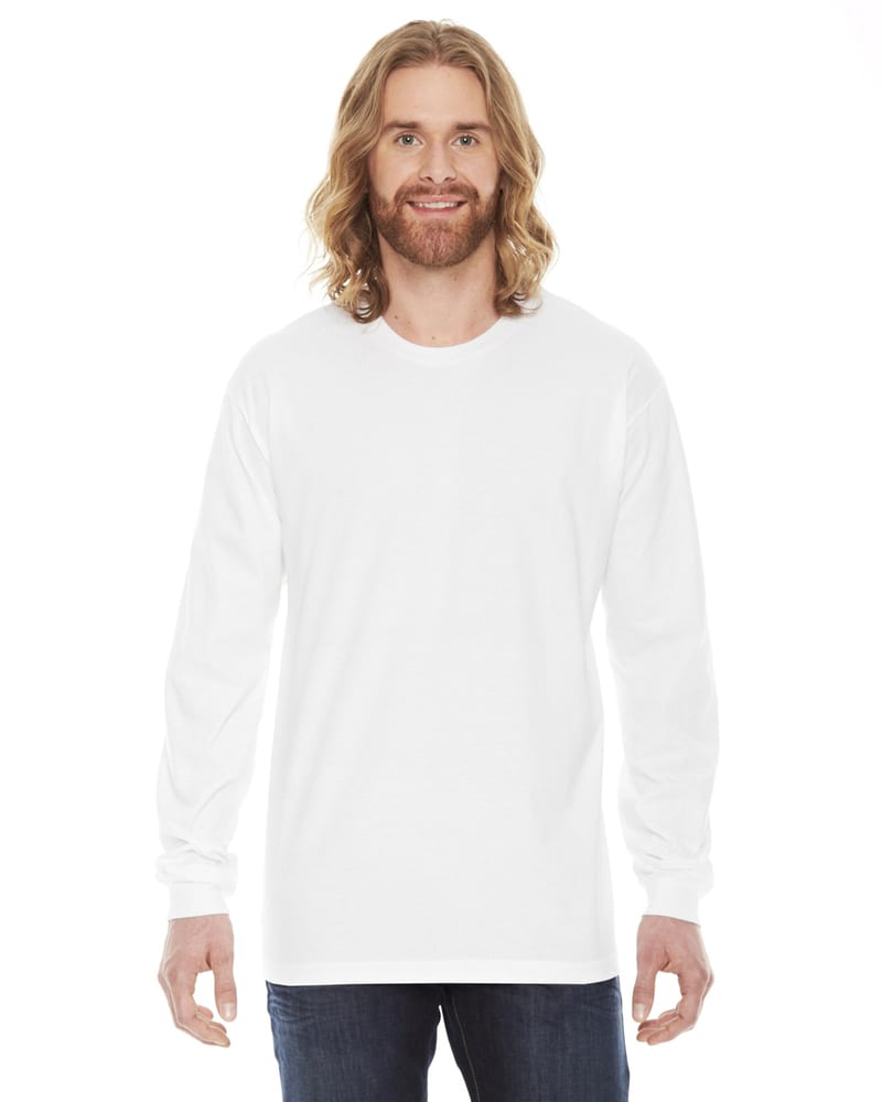American Apparel 2007W - Unisex Fine Jersey Long-Sleeve T-Shirt